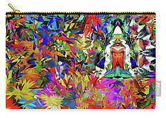 Forest Deity Carry-all Pouch