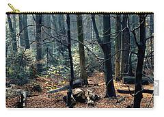 Fir Forest-1 Carry-all Pouch by Henryk Gorecki