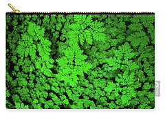 Forest Floor - Northern California Carry-all Pouch by Henri Irizarri