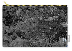 Carry-all Pouch featuring the photograph Forest Hut by Richard Ricci