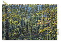 Forest Light Carry-all Pouch