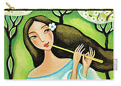 Forest Melody Carry-all Pouch