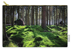 Forest Of Verdacy Carry-all Pouch