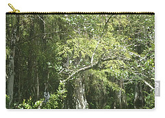 Forest On A Swamp Carry-all Pouch