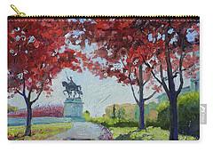 Forest Park Autumn Colors Carry-all Pouch