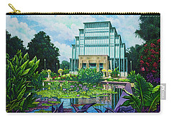 Forest Park Jewel Box Carry-all Pouch by Michael Frank
