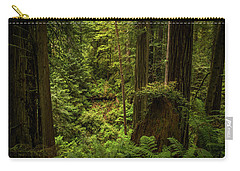 Forest Primeval Carry-all Pouch