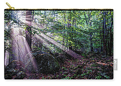 Forest Sunbeams Carry-all Pouch