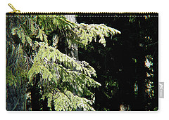 Forest Sunlight - 1 Carry-all Pouch