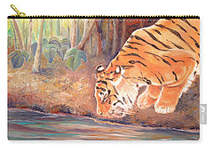 Forest Tiger Carry-all Pouch