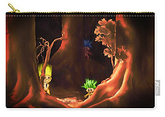 Forest Trolls Carry-all Pouch