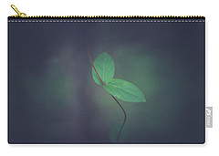 Carry-all Pouch featuring the photograph Forest Whispers by Shane Holsclaw