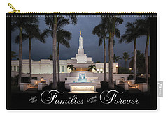 Forever Families Carry-all Pouch