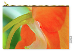 Carry-all Pouch featuring the photograph Forget Me Not by Bill Gallagher