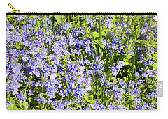 Forget-me-not - Myosotis Carry-all Pouch