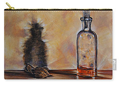 Forgetting Is So Long Carry-all Pouch by Jean Cormier