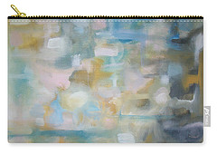 Carry-all Pouch featuring the painting Forgetting The Past by Raymond Doward