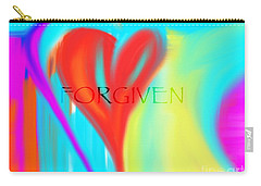 Forgiven Carry-all Pouch