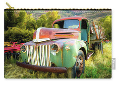 Forgotten - 1945 Ford Farm Truck Carry-all Pouch