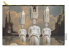 Forgotten Atlantis Carry-all Pouch