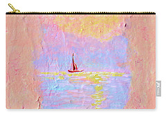 Forgotten Joy Carry-all Pouch by Donna Blackhall