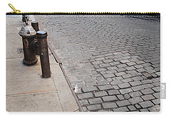 Carry-all Pouch featuring the photograph Forgotten N Y by Rob Hans