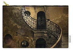 Forgotten Staircase Carry-all Pouch