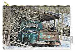 Forgotten Truck Carry-all Pouch