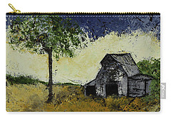 Forgotten Yesterday Carry-all Pouch by Kirsten Reed