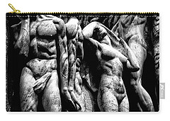 Carry-all Pouch featuring the photograph Forms In Marble by Paul W Faust - Impressions of Light