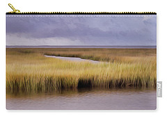 Forsythe By The Sea Carry-all Pouch