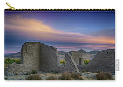 Fort Churchill Sunset, Fall 2017 Carry-all Pouch