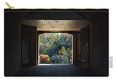 Fort Clinch Portal Carry-all Pouch by Kenneth Albin