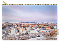 Fort Collins Aeiral Cityscape Carry-all Pouch