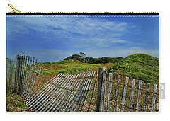 Fort Fisher Fence Carry-all Pouch