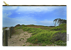 Fort Fisher Landscape Carry-all Pouch