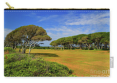 Fort Fisher Trees Carry-all Pouch