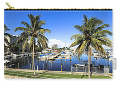 Fort Myers Yacht Club 2 Carry-all Pouch