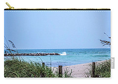 Fort Pierce Inlet Carry-all Pouch
