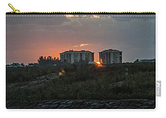Fort Pierce Sunrise Carry-all Pouch