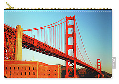 Fort Ross At The Golden Gate Carry-all Pouch