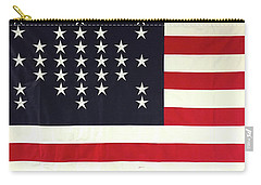 Fort Sumter Flag Carry-all Pouch