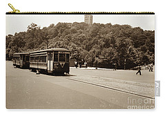 Fort Tryon Trolley Carry-all Pouch