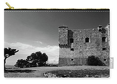 Carry-all Pouch featuring the photograph Fortress Nehaj In Senj by Davor Zerjav