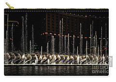 Fountain At Bellagio 5 Carry-all Pouch