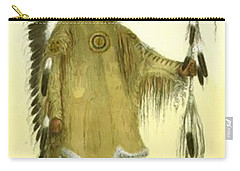 Four Bears Mandan Chief 1833 Carry-all Pouch
