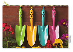 Trowel Photographs Carry-All Pouches