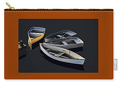 Four Dinghies Carry-all Pouch by Marty Saccone