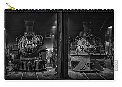 Carry-all Pouch featuring the photograph Four-eighties by Jeffrey Jensen