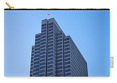 Four Embarcadero Center Office Building - San Francisco Carry-all Pouch by Matt Harang